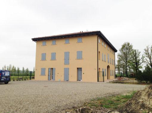 Edificio Privato Montefusco (Baggiovara Mo)