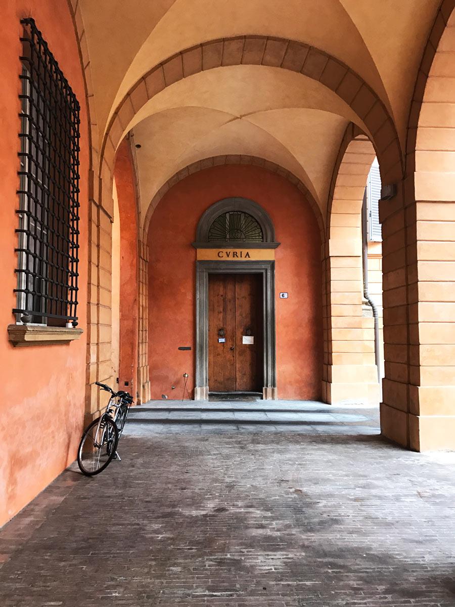 Impianto industriale Curia di Bologna